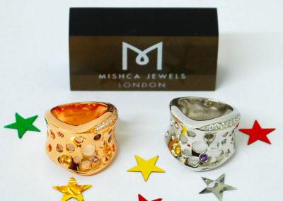 Mishca rings